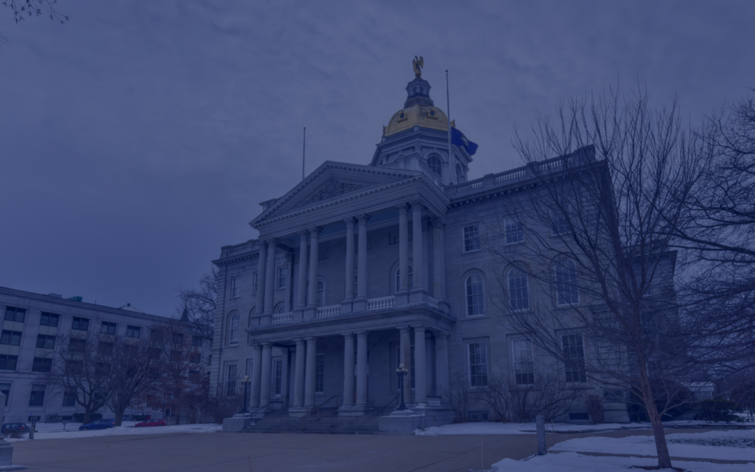ACU Foundation Releases Latest Scores of New Hampshire General Court