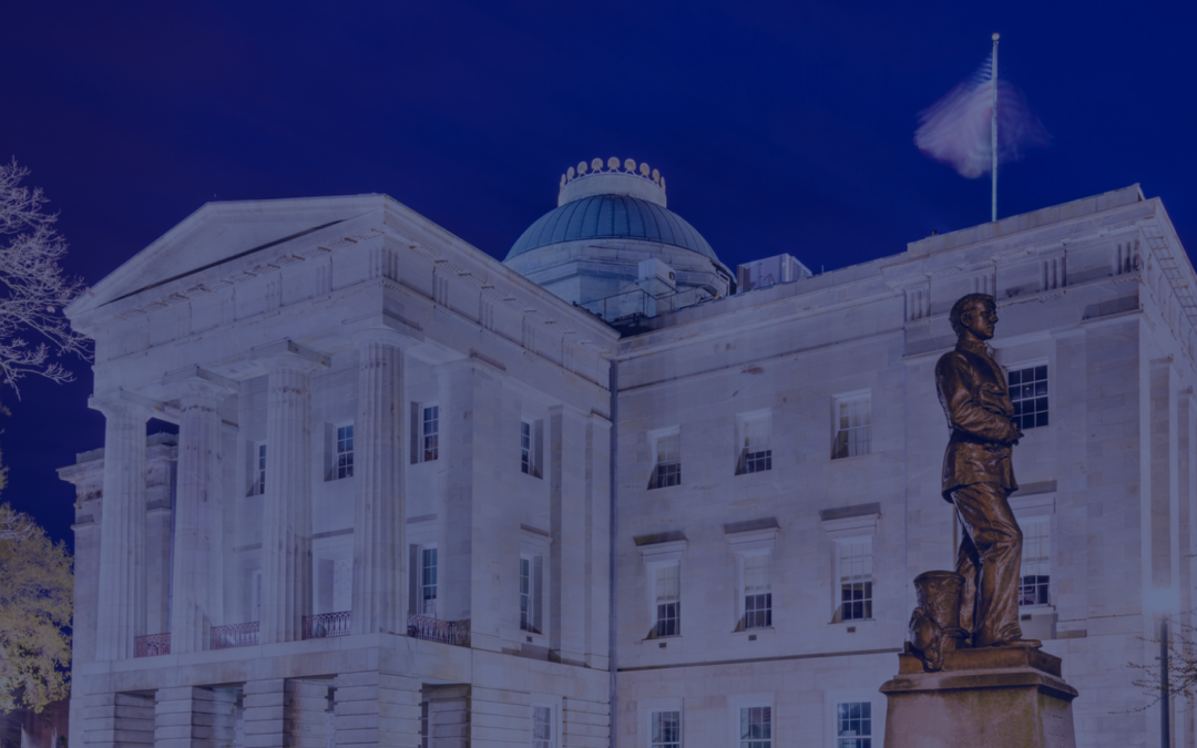 ACU Foundation Releases Latest Scores of North Carolina General Assembly
